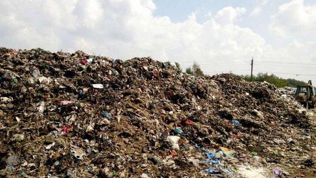 Синютка заявив про намір припинити вивезення сміття зі Львова