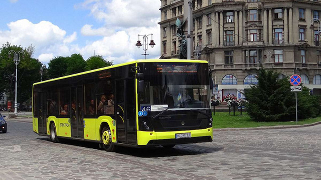 У 2019 році Львів планує придбати ще 100 великогабаритних автобусів