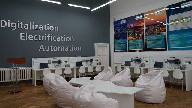 У Львівській політехніці відкрили центр електроприводів та систем автоматизації