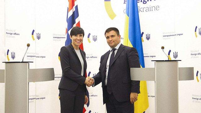 Норвегія інвестує 300 млн. євро у розвиток відновлюваної енергетики України
