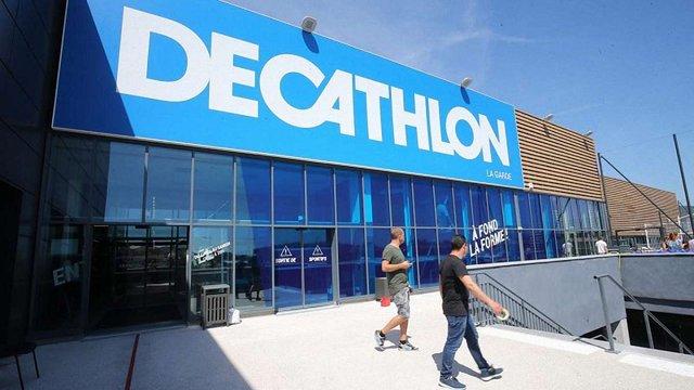 Компанія Decathlon Group відкриє в Україні свій перший магазин