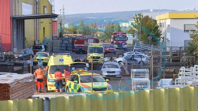 У Чехії внаслідок падіння гелікоптера загинули четверо людей