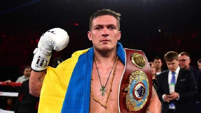 Усик заявив про готовність провести реванш з Гассієвим у Москві