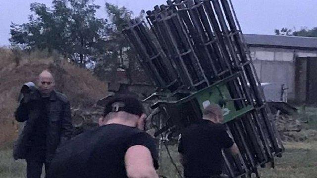 Під Одесою знайшли схованку з ракетами «земля-повітря»