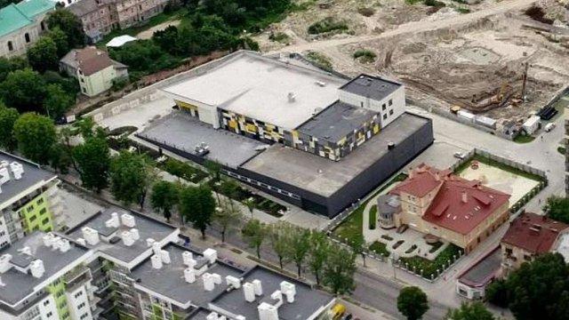 У новому житловому кварталі на вулиці Шевченка збудують офісний центр
