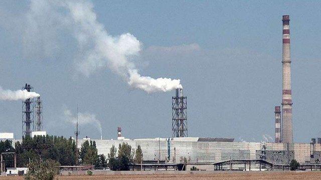 Українська прокуратура відкрила кримінальну справу через забруднення повітря кримським заводом