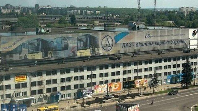ЛАЗ заявив про відновлення виробництва у Львові