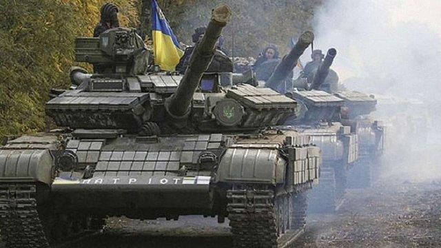 Українських танкістів привітали з професійним святом захопливим відео