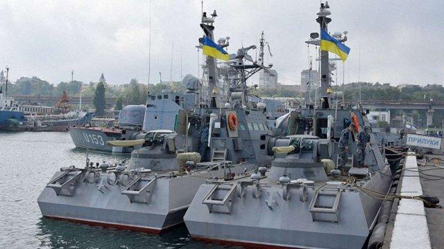 Україна через провокації РФ почала посилювати військову присутність в Азовському морі