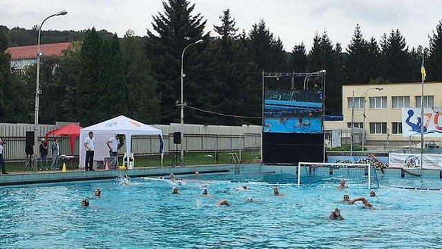У Львові відбувся міжнародний турнір з водного поло