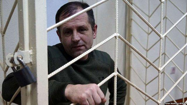 Суд окупованого Криму відхилив апеляцію у справі українського політв'язня