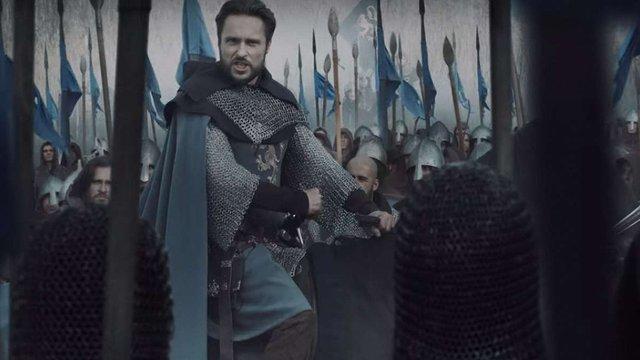У мережі з'явився офіційний трейлер історичного бойовика «Король Данило»