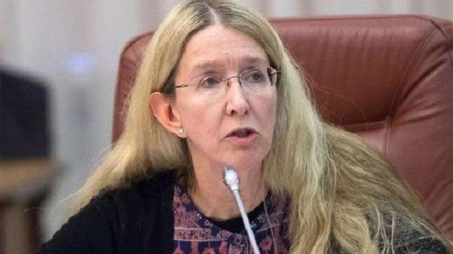 Уляна Супрун звинуватила керівництво двох медичних ВНЗ у саботажі та зриві навчання