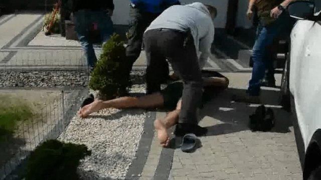 У Польщі ліквідували банду, яка займалася  контрабандою сигарет з України та Білорусі