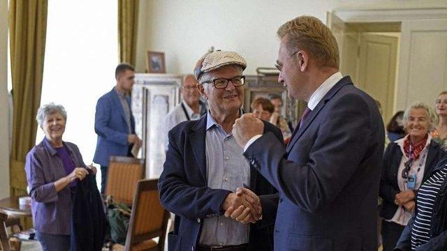 Львів відвідала делегація з Південного Тіроля