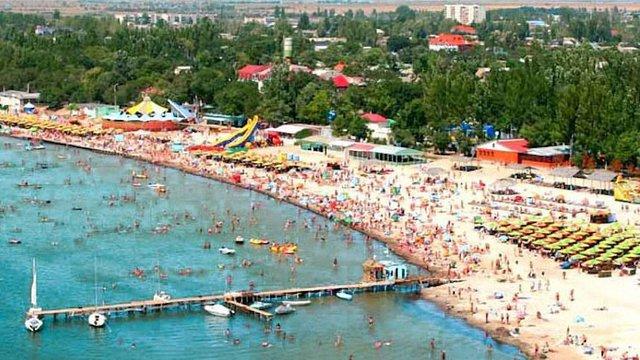 Через екологічну катастрофу у Криму з півдня Херсонщини евакуйовано 400 дітей