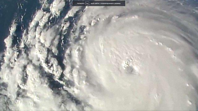 На сході США евакуюють 1,7 млн людей через найсильніший за останнє десятиліття ураган