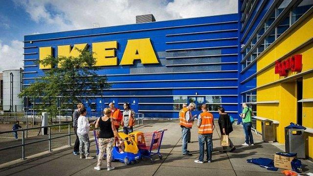 IKEA офіційно оголосила про відкриття першого магазину в Україні