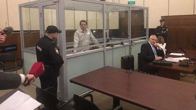 Українському журналістові Роману Сущенку винесли в Росії остаточний вирок