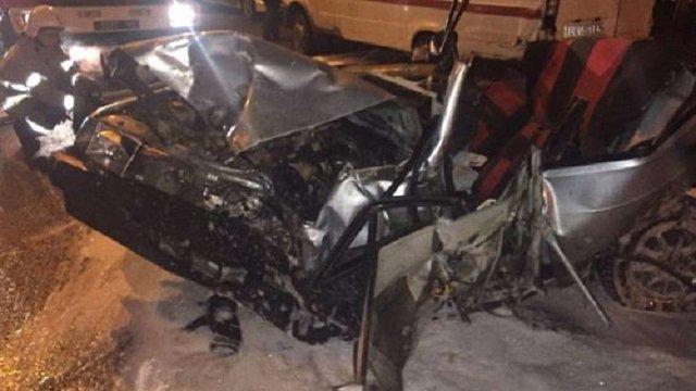 Суд ув'язнив водія, який нетверезим спричинив  у Львові ДТП за участі п'яти автомобілів