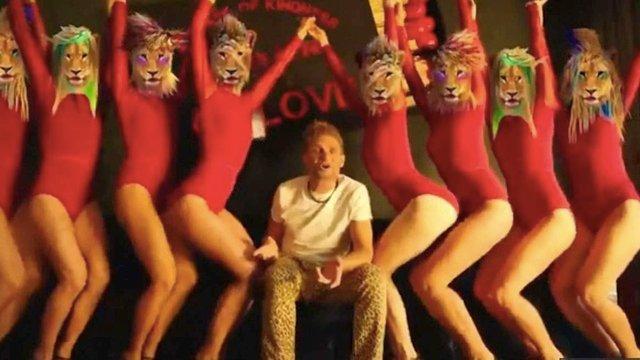 Рок-група «ВВ» присвятила новий кліп львів'янкам