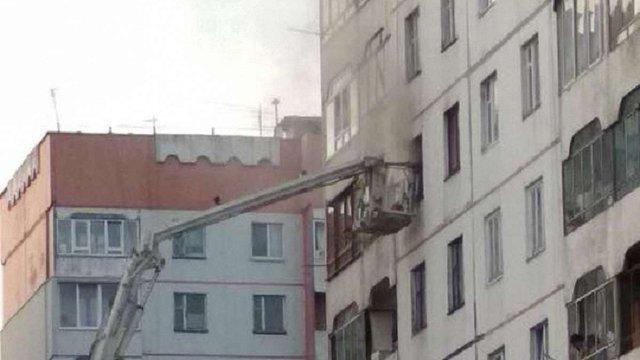 Під час пожежі у квартирі на вулиці Миколайчука у Львові загинула літня жінка