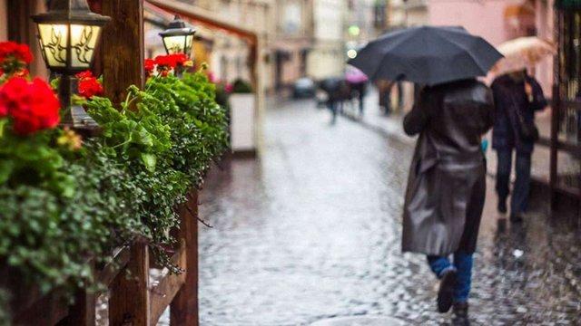 Вихідними в Україну прийде похолодання та дощі