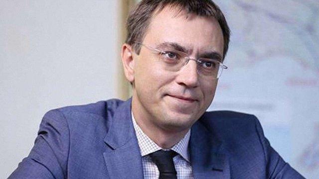 Міністр спорту Ігор Жданов взяв на поруки міністра інфраструктури Володимира Омеляна