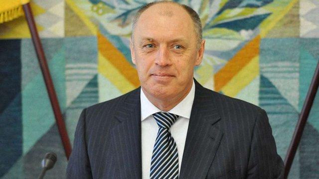 Мера Полтави Олександра Мамая достроково відправили у відставку
