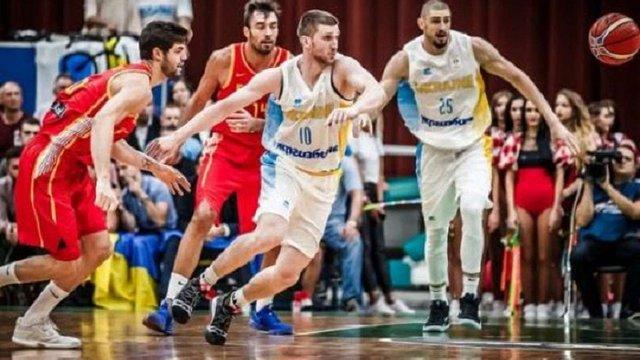 Збірна України з баскетболу сенсаційно перемогла триразових чемпіонів Європи