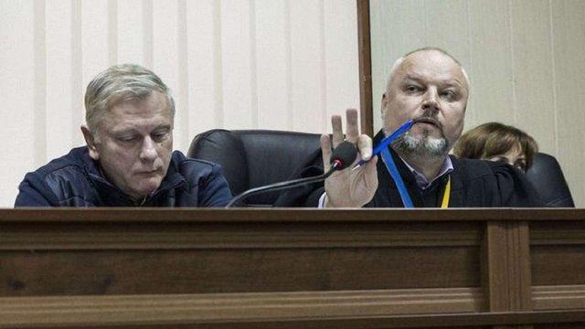 У Києві напали на суддю Сергія Дячука, який веде справу про вбивства на Майдані