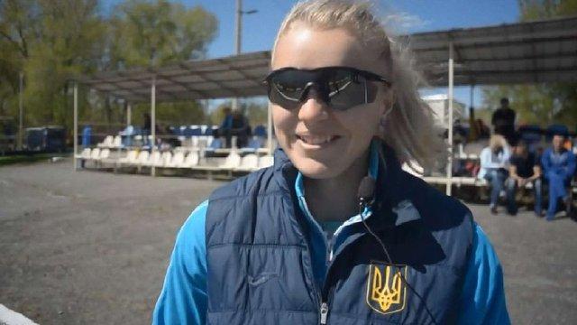 Найкращою спортсменкою Львівщини в серпні стала веслувальниця Анастасія Горлова