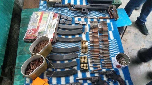 На Одещині затримали місцевого жителя, який самостійно виробляв боєприпаси
