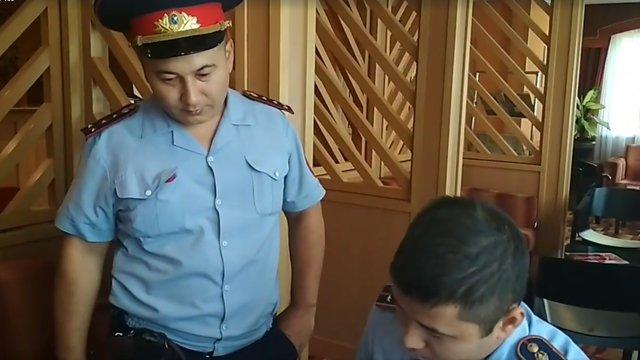 У Казахстані поліція затримала українського журналіста
