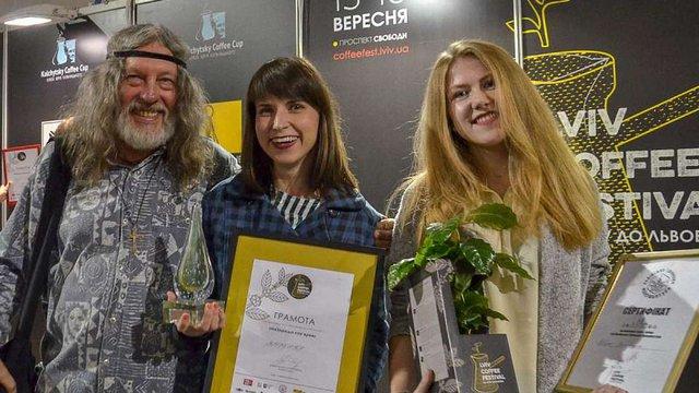 На фестивалі кави у Львові обрали найкращу кав'ярню міста