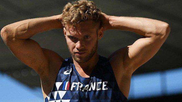 Французький легкоатлет побив світовий рекорд у десятиборстві