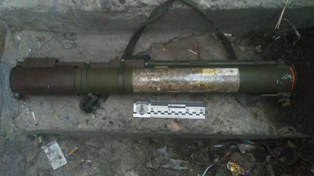 У помешканні львів'янина поліція знайшла гранатомет