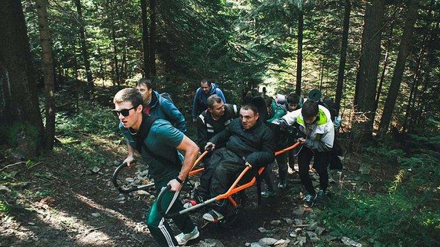 Задля збору коштів на спеціальний візок львів'янин бігтиме 200-кілометровий марафон