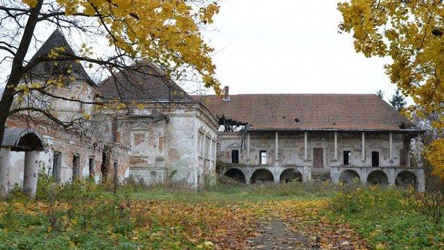 У Поморянському замку проведуть протиаварійні роботи за 16 млн грн