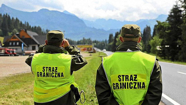 Прикордонники Польщі планують у жовтні масштабний страйк через низьку зарплатню