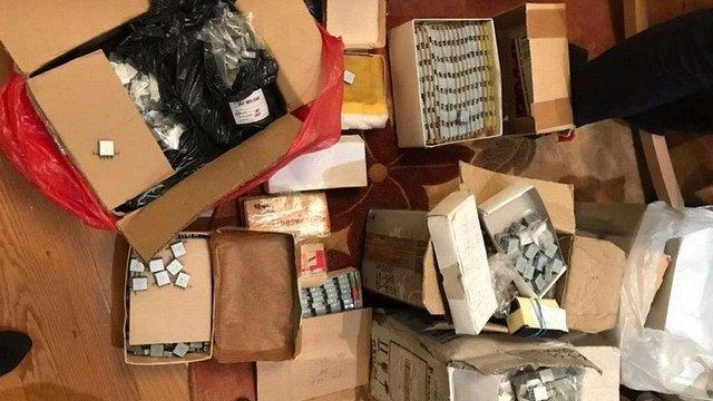 СБУ затримала організатора постачання військового обладнання до Росії