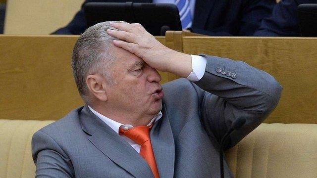 ГПУ отримала дозвіл розслідувати справу російського політика Жириновського