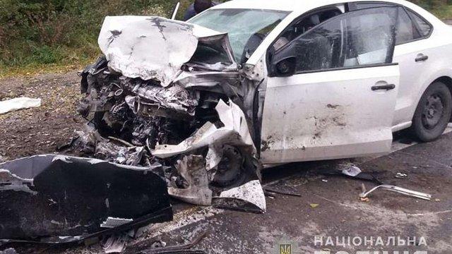 Троє людей загинули в нічній ДТП на Тернопільщині