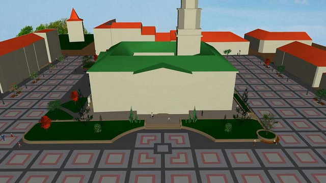 Під час реконструкції площі Ринок у Дрогобичі виявлено привласнення бюджетних коштів