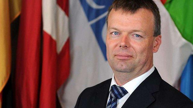 Александр Хуг йде з посади заступника голови місії ОБСЄ в Україні