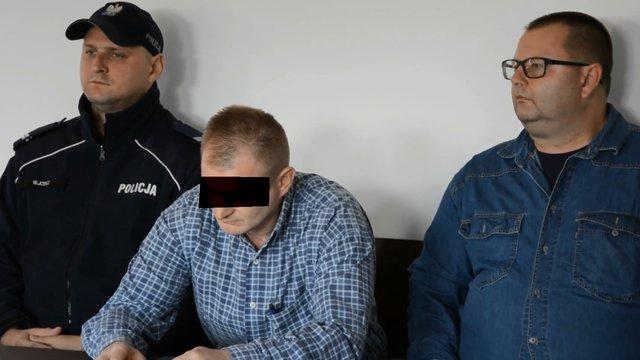 У польському Любліні українця засудили до довічного ув'язнення