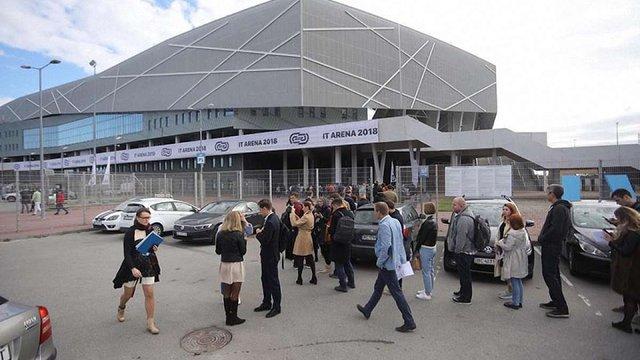 За три дні на Lviv ІТ Arena виступлять 100 спікерів із найкращих технологічних компаній світу