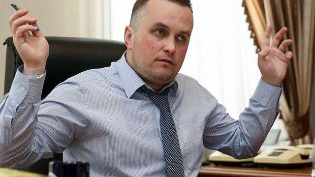 Генпрокурор позбавив Назара Холодницького премії через догану