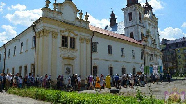 На Прикарпатті УПЦ (МП) заявила про захоплення храму «Правим сектором»
