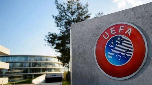 УЄФА покарав збірну України за поведінку вболівальників